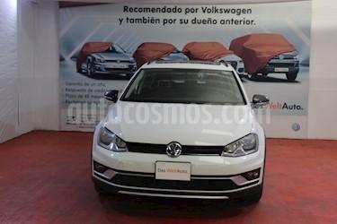 Foto venta Auto usado Volkswagen CrossGolf 1.4L (2017) color Blanco precio $305,000