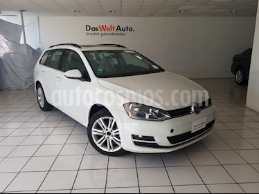 Foto venta Auto Seminuevo Volkswagen CrossGolf 1.4L (2016) color Blanco precio $279,900