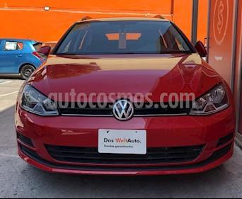 Foto venta Auto usado Volkswagen CrossGolf 1.4L (2016) color Rojo precio $250,000