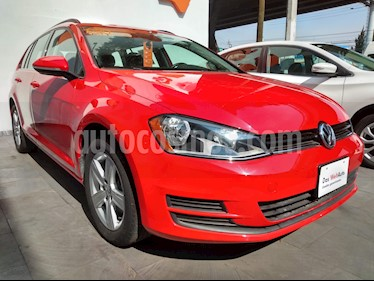 Foto venta Auto Seminuevo Volkswagen CrossGolf 1.4L (2016) color Rojo precio $269,000