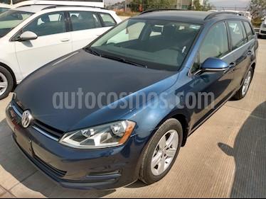 Foto venta Auto usado Volkswagen CrossGolf 1.4L (2016) color Azul precio $269,000