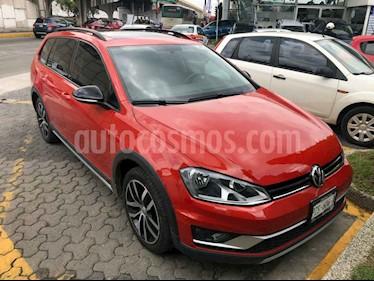 Foto venta Auto usado Volkswagen CrossGolf 1.4L (2017) color Naranja precio $310,000