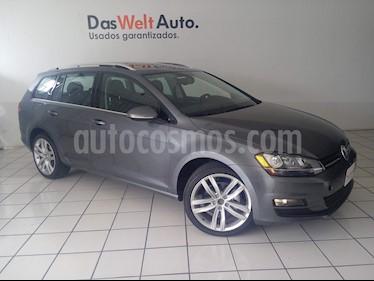 Foto venta Auto Seminuevo Volkswagen CrossGolf 1.4L (2016) color Gris precio $329,900