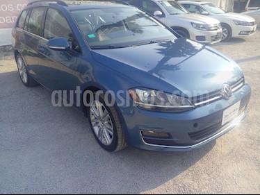 Foto venta Auto usado Volkswagen CrossGolf 1.4L (2016) color Azul precio $299,900