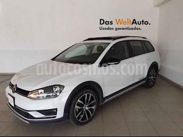 Volkswagen CrossGolf 1.4L usado (2017) color Blanco precio $249,995
