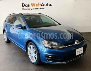 Volkswagen CrossGolf 1.4L usado (2016) color Azul precio $279,000