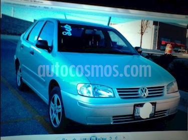 Foto venta Auto usado Volkswagen Derby 1.8L Ac (2005) color Plata precio $46,000