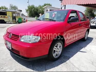 Foto venta Auto usado Volkswagen Derby 1.8L Mi (2008) color Rojo precio $79,000