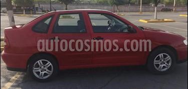 Volkswagen Derby 1.8L Mi usado (2007) color Rojo precio $62,000