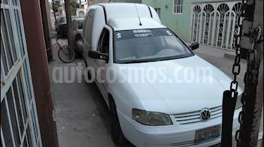 Volkswagen Derby 1.8L usado (2005) color Blanco precio $193,000