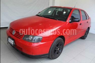 Volkswagen Derby 1.8L Mi usado (2005) color Rojo precio $59,000