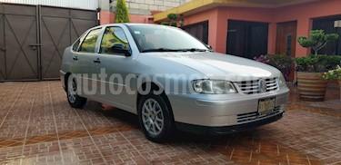 Volkswagen Derby 1.8L Mi usado (2006) color Plata precio $56,500