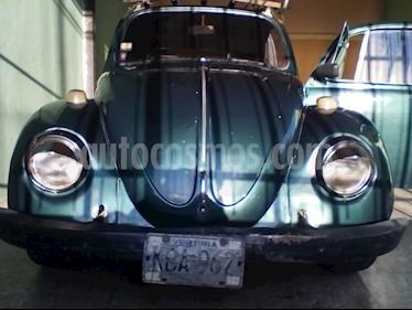 Foto venta carro usado Volkswagen Escarabajo 1600 (1969) color Verde precio BoF420
