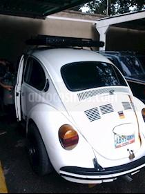 Foto venta carro usado Volkswagen Escarabajo 1600 (1971) color Blanco precio u$s650