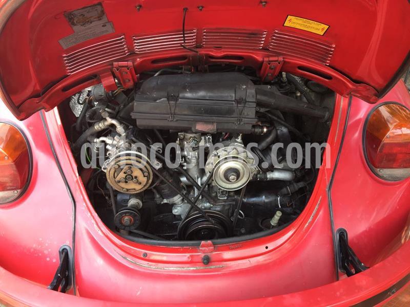 Volkswagen Escarabajo modelo 67 usado (1997) color Rojo precio $17.000.000