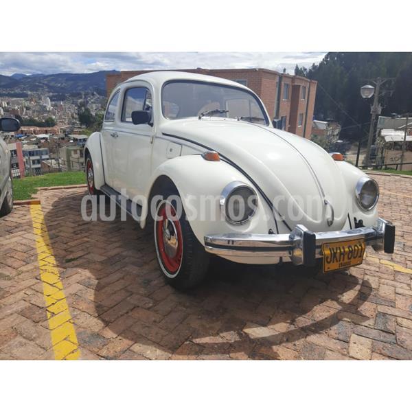 Volkswagen Escarabajo modelo 67 usado (1980) color Blanco precio $16.000.000