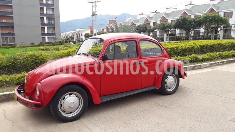 Volkswagen Escarabajo modelo 67 usado (1997) color Rojo precio $16.500.000