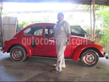 Foto venta Carro usado Volkswagen Escarabajo modelo 64 (1966) color Rojo