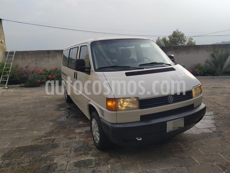 Volkswagen Eurovan Pasajeros usado (2004) color Blanco precio $110,000