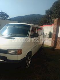 Foto venta Auto usado Volkswagen Eurovan Pasajeros (2003) color Blanco precio $55,000