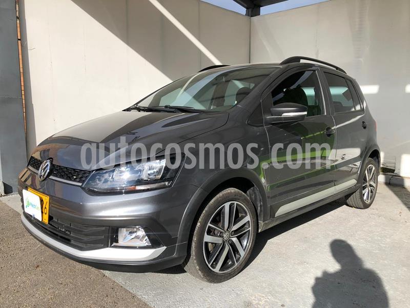Volkswagen Fox Xtreme 1.6L usado (2020) color Gris Platino precio $43.990.000