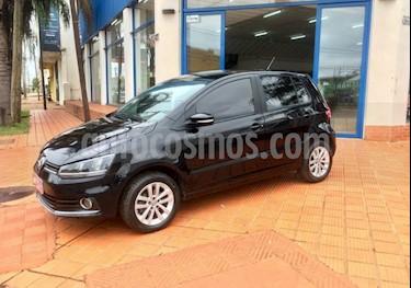Volkswagen Fox - usado (2018) color Negro precio $650.000