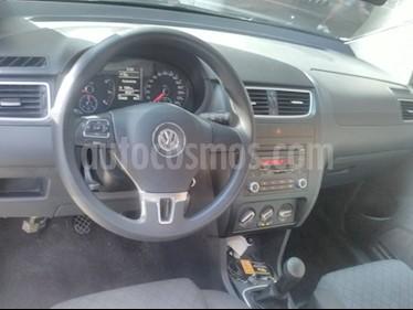 Foto venta carro usado Volkswagen FOX 1.6 SPORTLINE 5PTO ROJO (2013) color Gris precio u$s3.800