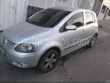 Volkswagen FOX 1.6 TRADELINE NEGRO usado (2007) color Plata precio u$s2.800