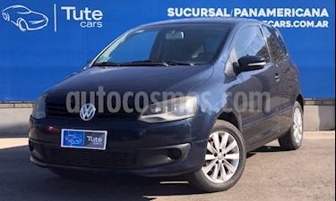 Volkswagen Fox 3P Comfortline usado (2010) color Azul precio $240.000