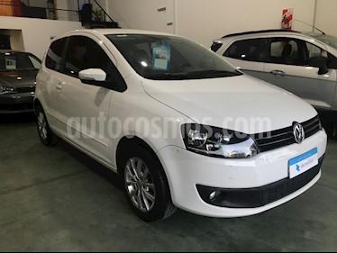 Foto venta Auto usado Volkswagen Fox 3P Highline (2014) color Blanco precio $187.000