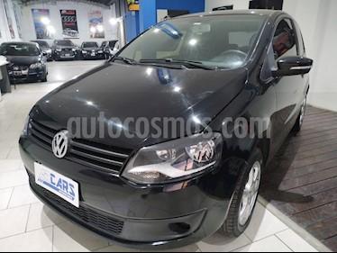 Volkswagen Fox 3P Highline usado (2013) color Negro precio $345.000