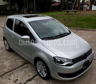 Foto venta Auto usado Volkswagen Fox 3P Highline (2014) color Plata Reflex precio $369.000