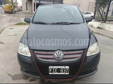 Foto venta Auto usado Volkswagen Fox 3P Route (2006) color Gris Oscuro precio $165.000