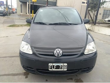 Foto venta Auto usado Volkswagen Fox 3P Route (2005) color Gris Oscuro precio $160.000