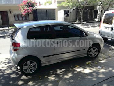 Foto venta Auto usado Volkswagen Fox 3P Sportline (2007) color Gris Plata  precio $200.000