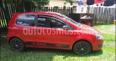Foto venta Auto usado Volkswagen Fox 3P Trendline (2010) color Rojo Tornado