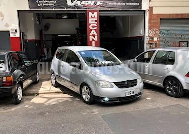 Foto venta Auto Usado Volkswagen Fox 3P Trendline (2008) color Plata Reflex precio $195.000