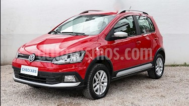 Foto venta Auto usado Volkswagen Fox 5P Comfortline SDI  (2015) color Rojo precio $455.000