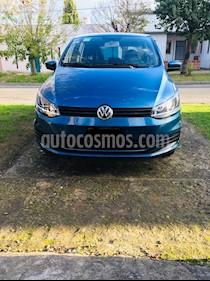 foto Volkswagen Fox 5P Comfortline usado (2016) color Azul Agua precio $370.000