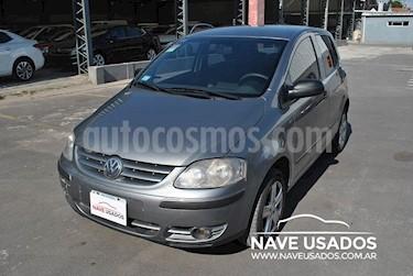 Foto venta Auto Usado Volkswagen Fox 5P Comfortline (2007) color Gris