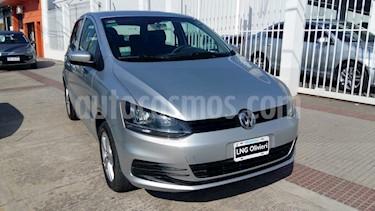 Foto Volkswagen Fox 5P Comfortline usado (2015) color Plata Reflex