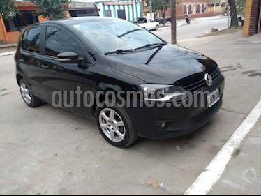 Volkswagen Fox 5P Comfortline usado (2013) color Negro precio $300.000