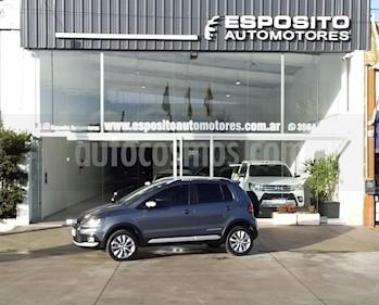 Foto venta Auto usado Volkswagen Fox 5P Highline (2017) color Gris Oscuro precio $585.000