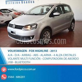 Foto venta Auto usado Volkswagen Fox 5P Highline (2013) color Gris Claro precio $295.000