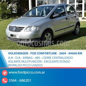 Foto venta Auto usado Volkswagen Fox 5P Trendline SDI  (2009) color Gris Claro precio $198.000