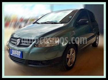 Foto Volkswagen Fox 5P Trendline usado (2010) color Verde Oscuro precio $267.000