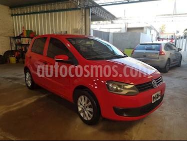 Foto venta Auto usado Volkswagen Fox 5P Trendline (2012) color Rojo precio $269.000