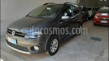 Volkswagen Fox 5P Trendline usado (2014) color Gris Oscuro precio $449.000
