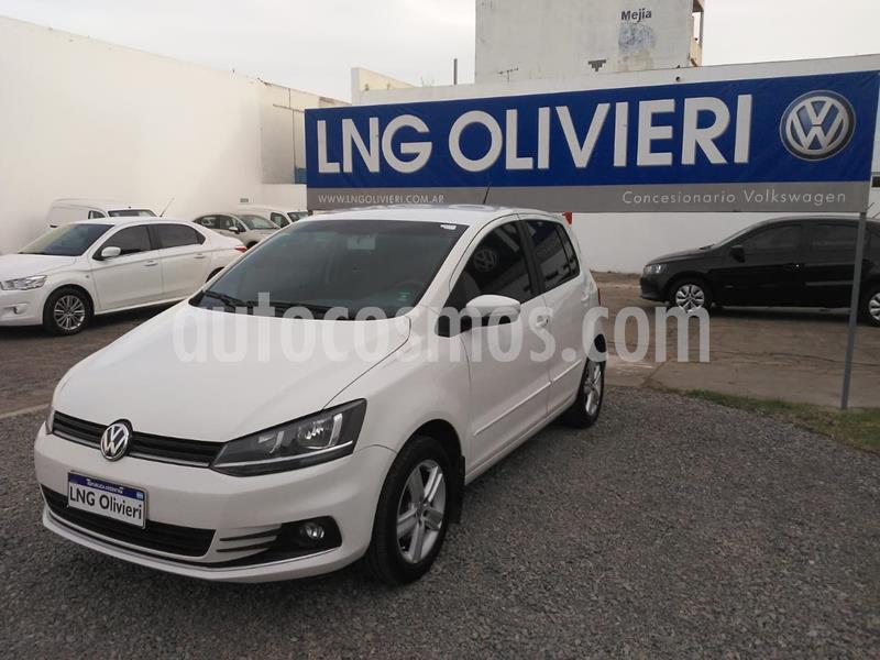 Volkswagen Fox 5P Trendline usado (2015) color Blanco Cristal precio $940.000