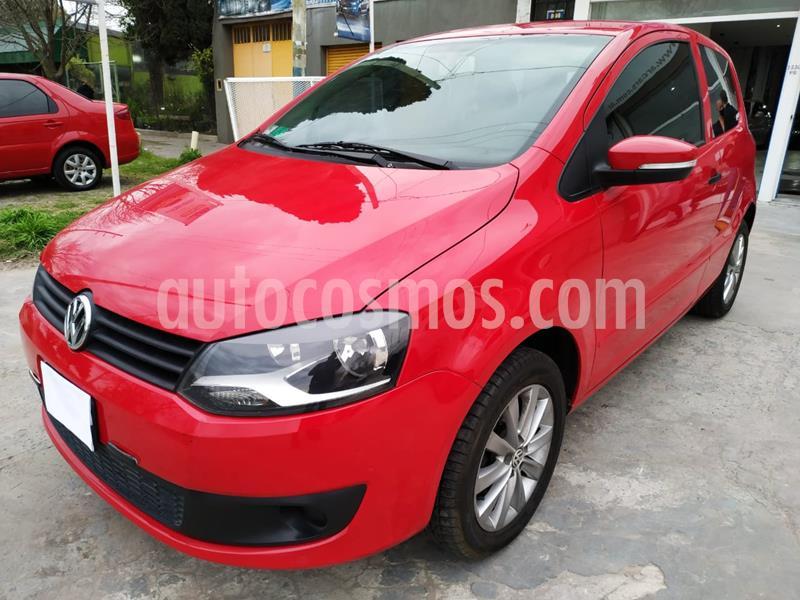 Volkswagen Fox 3P Highline usado (2012) color Rojo Tornado precio $585.000
